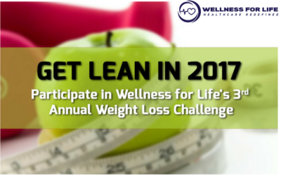 Wellness for life's 3rd Annual Weight Loss Challenge
